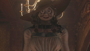 Lady Dimitrescu กับ Mods รถไฟโทมัส ใน Resident Evil Village