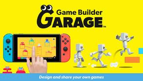 Nintendo ประกาศซอฟต์แวร์สร้างเกม Game Builder Garage บน Switch