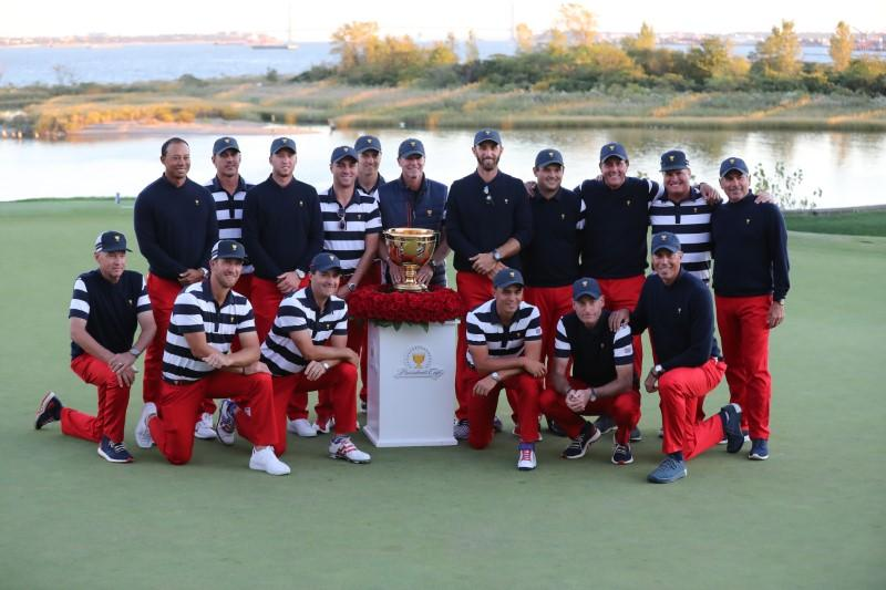 US President's Cup Team