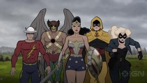 Justice Society: World War II Animated Series