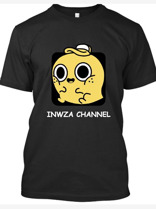 เสื้อยืดลาย INWZA CHANNEL