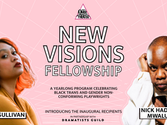 We Are Thrilled to Announce the Recipients of Our New Visions Fellowship!
