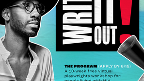 Applications Open for Write it Out!