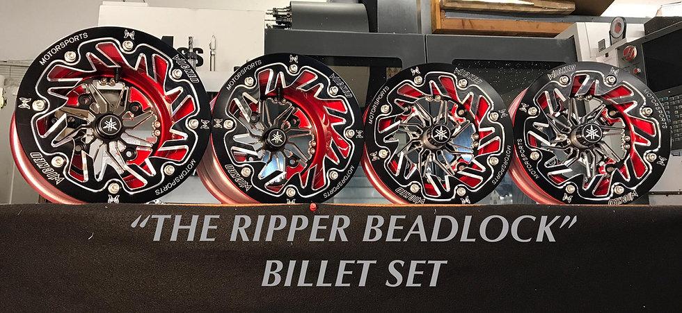 Billet Bead lock Ripper. (Yamaha Bolt Pattern)