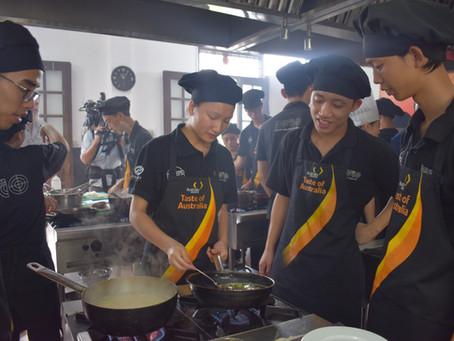 Vietnam's Cooking School of Hope