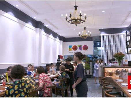 VNExpress - Nhà hàng 'truyền cảm hứng nhất Việt Nam'