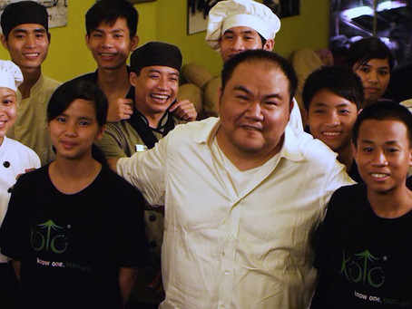 Why this Australian started a cooking school for street kids in Vietnam