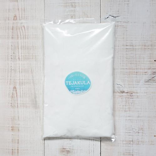 TEJAKULA バリ島の完全天日塩【粗塩】詰め替えパック950g /クリックポスト発送 /送料無料