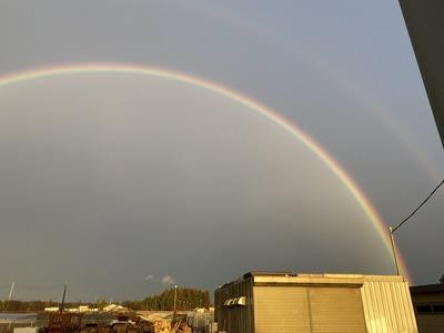 🌈二重虹🌈