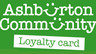 Ashburton Community Loyalty Card