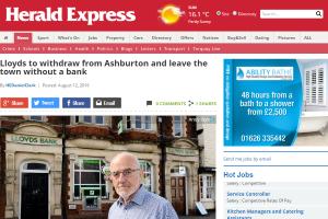 Lloyds Bank Closure