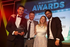Sigma Software wins Marketing Award