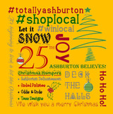 #shoplocal prize draw