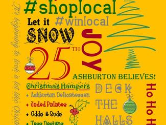 #shoplocal prize draw