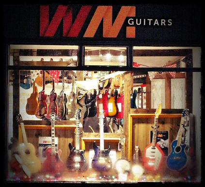 WM Guitars