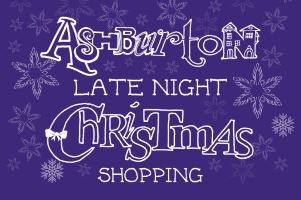 Ashburton Christmas Fayre & Late Night Shopping