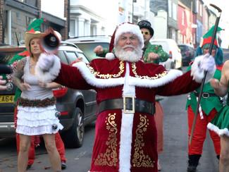 Ashburton's Charity Christmas Single