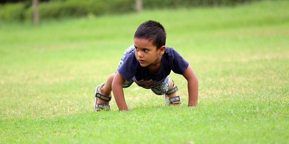 Safety/First Aid/Fitness: Summer Camp Week Theme