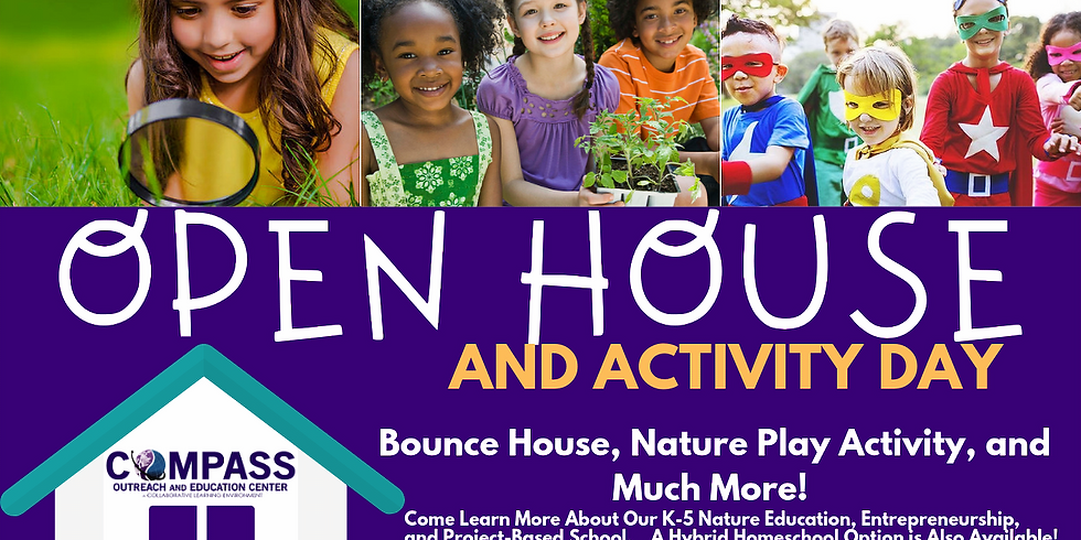Open House and Activity Day