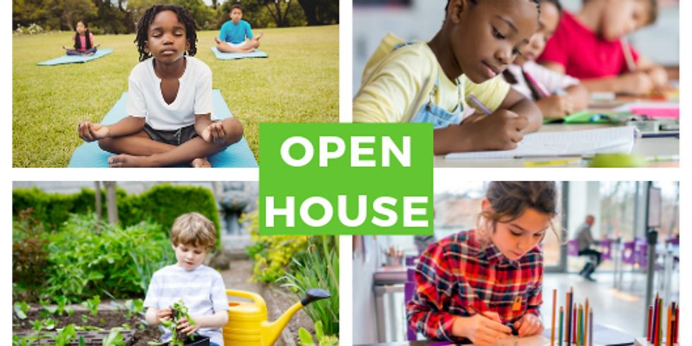 Open House | Parent Information Session