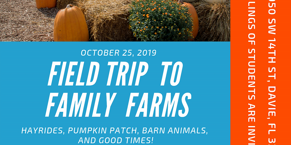 Family Farm Field Trip