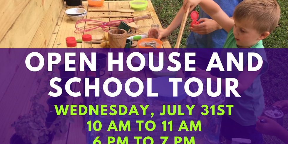 Open House | School Tour (Morning Session)