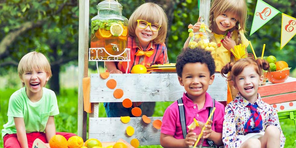 Entrepreneurship for Kids: Summer Camp Week Theme