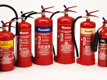 Mari Dapatkan Alat Pemadam Api
