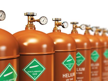 Gas helium berbahaya?