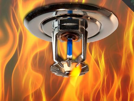 """Pengenalan Tentang """" Fire Automatic Sprinkler System"""" yang Ramai Tidak Tahu."""