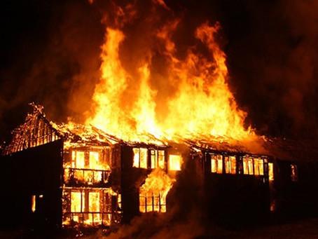Jom kenali punca kebakaran rumah