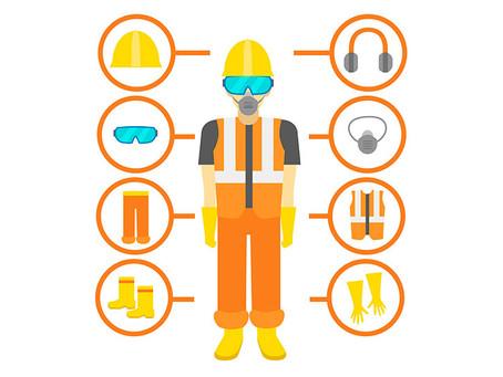 7 jenis peralatan pelindung diri (PPE) untuk menjamin keselamatan anda.