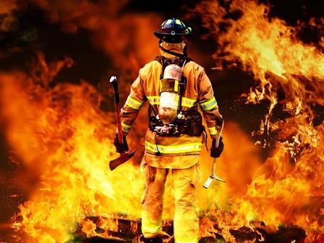 Tips Yang Boleh Menyelamatkan Nyawa Anda Sebelum terjadi Kebakaran di Waktu Malam.