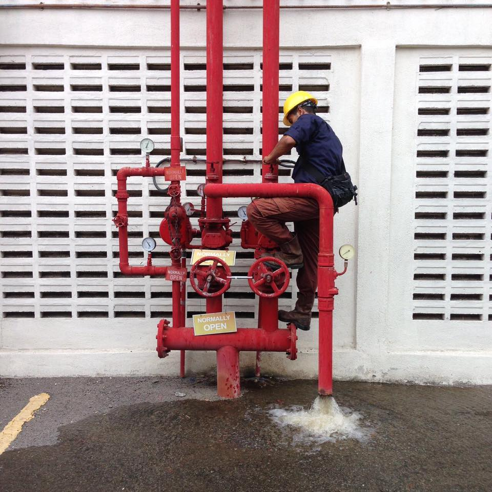 Fire contractor pump23jpg