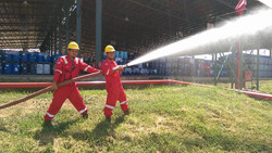 Fire contractor hose