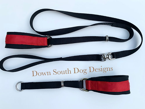 Martingale: Red Solid