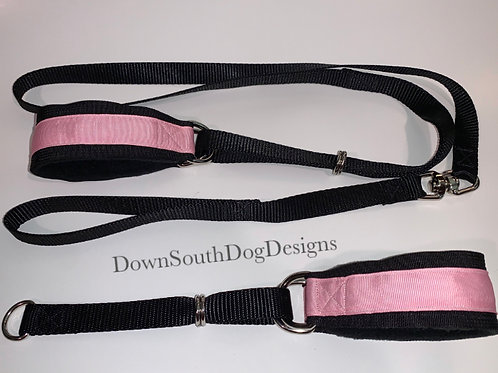 Martingale: Pink Solid
