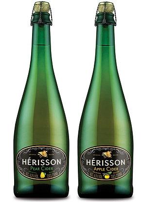 """Сидр """"Herisson"""" в ассортименте"""