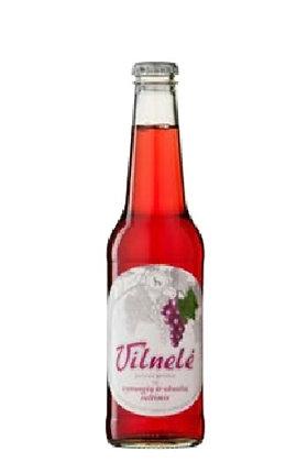 """Лимонад """"Vilnelė"""" с виноградным и яблочным соком"""