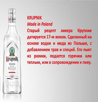 KRUPNIK водка