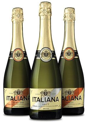 """ITALIANA"" Prestige игристое вино"