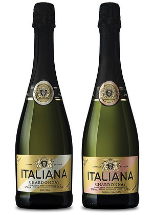 """ITALIANA"" Chardonnay игристое вино"