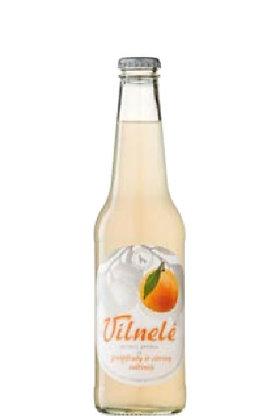 """Лимонад """"Vilnelė"""" с грейпфрутовым и лимонным соком"""