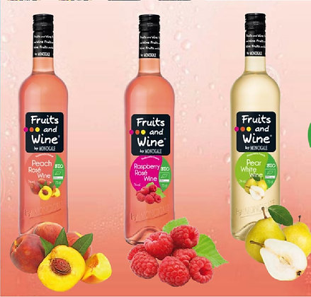 Fruits and Wine by Moncigal Bio
