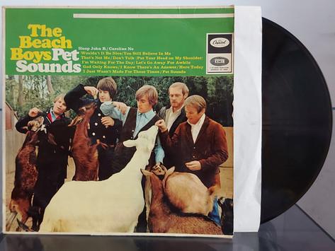 """""""Pet Sounds"""" dei Beach Boys - Il Sabato del Vinile"""