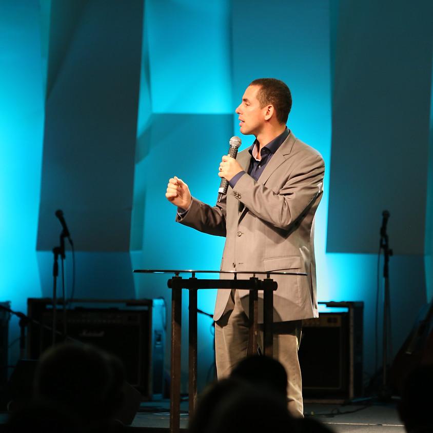Preach/Book signing Bethel International Church