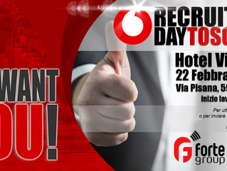 Recruiting Day Toscana