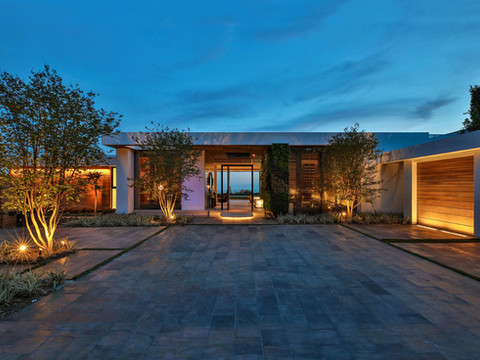 TROUSDALE RESIDENCE