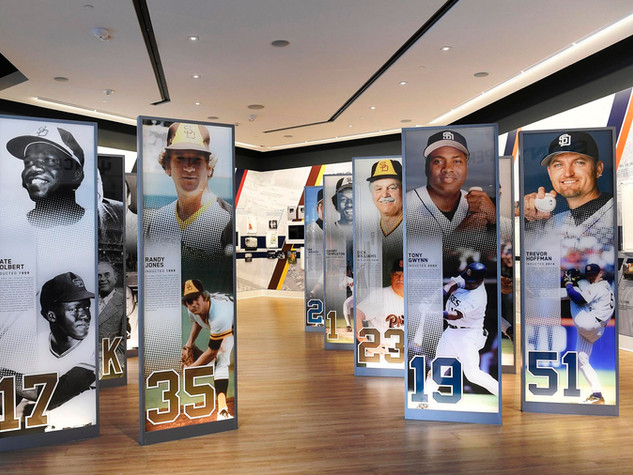 PADRES HALL OF FAME