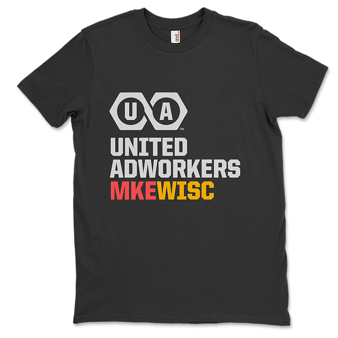 United Adworkers Shirt Design